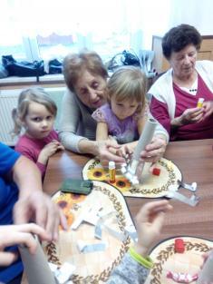 Tvoření s babičkami